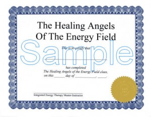 Healing Angels Certificate lower res - with watermark